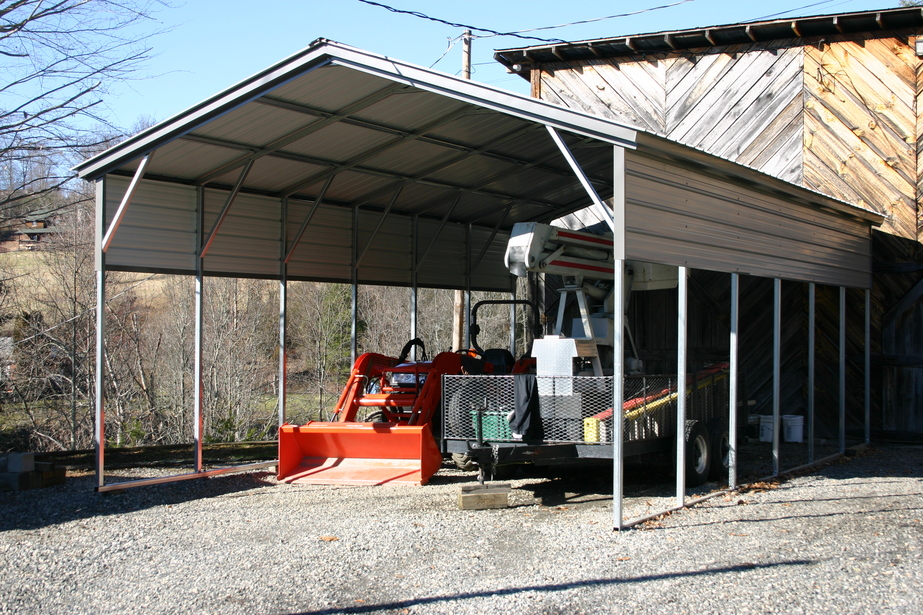 Commercial Steel Carports : Commercial carports carport
