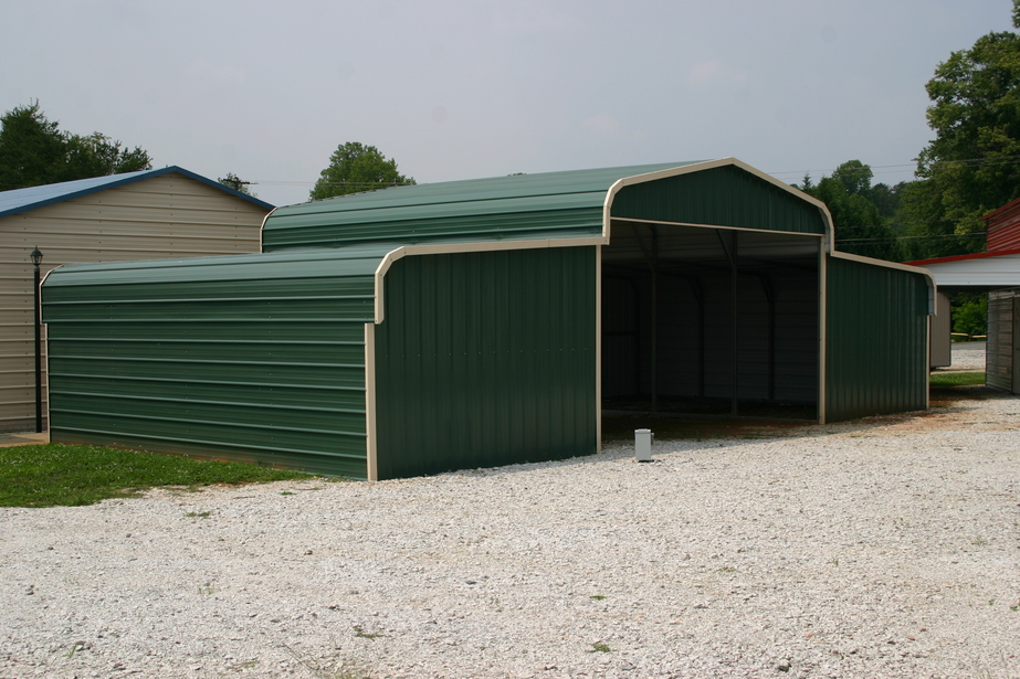 South carolina metal barn prices steel barns pole for Horse barn prices