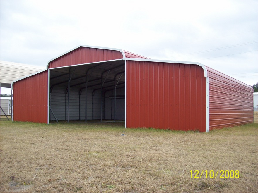 Metal Barns Prices