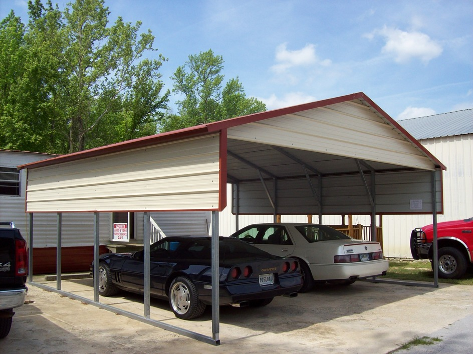 Carolina Carport Black : Carports metal steel north carolina nc