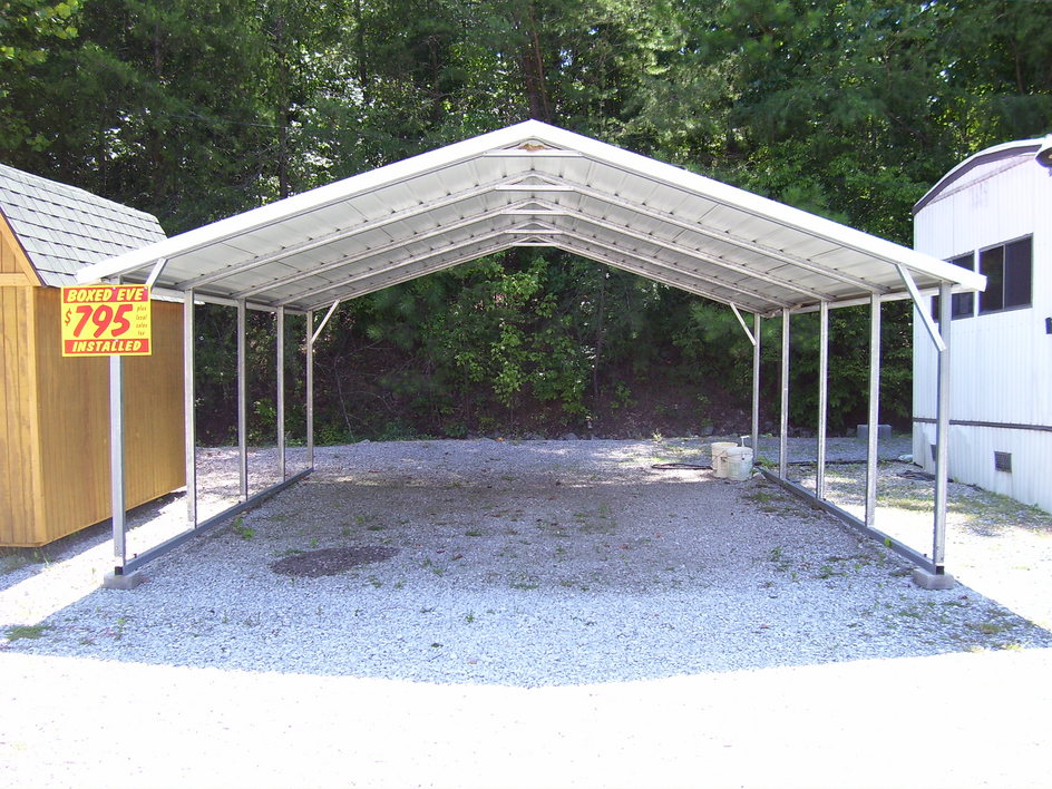Metal Carports Steel New Hampshire NH