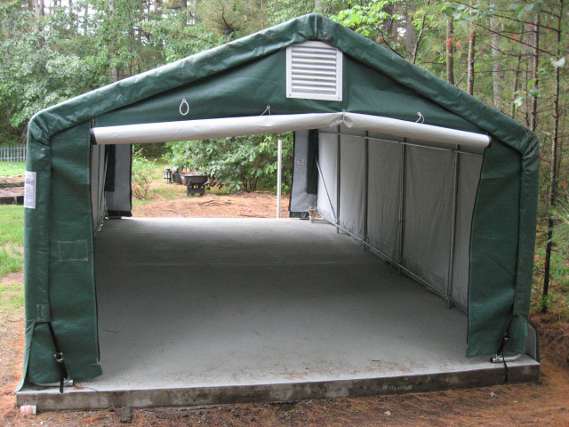 Car Shelter Kits Portable Car Garage Shelters Garage