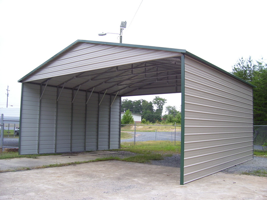 Vinyl Two Car Garage For Sale In Virginia And West Virginia: 30-40 Wide Packages